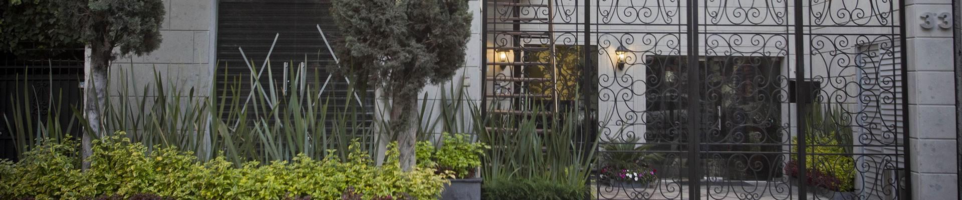 fachada Spa Condesa