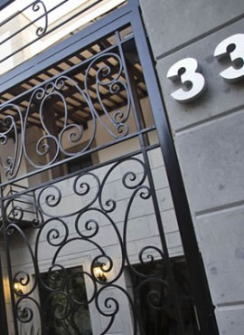 fachada nutrest Spa Condesa