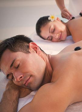 masaje en pareja Spa Condesa