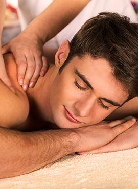masaje caballero Spa Condesa