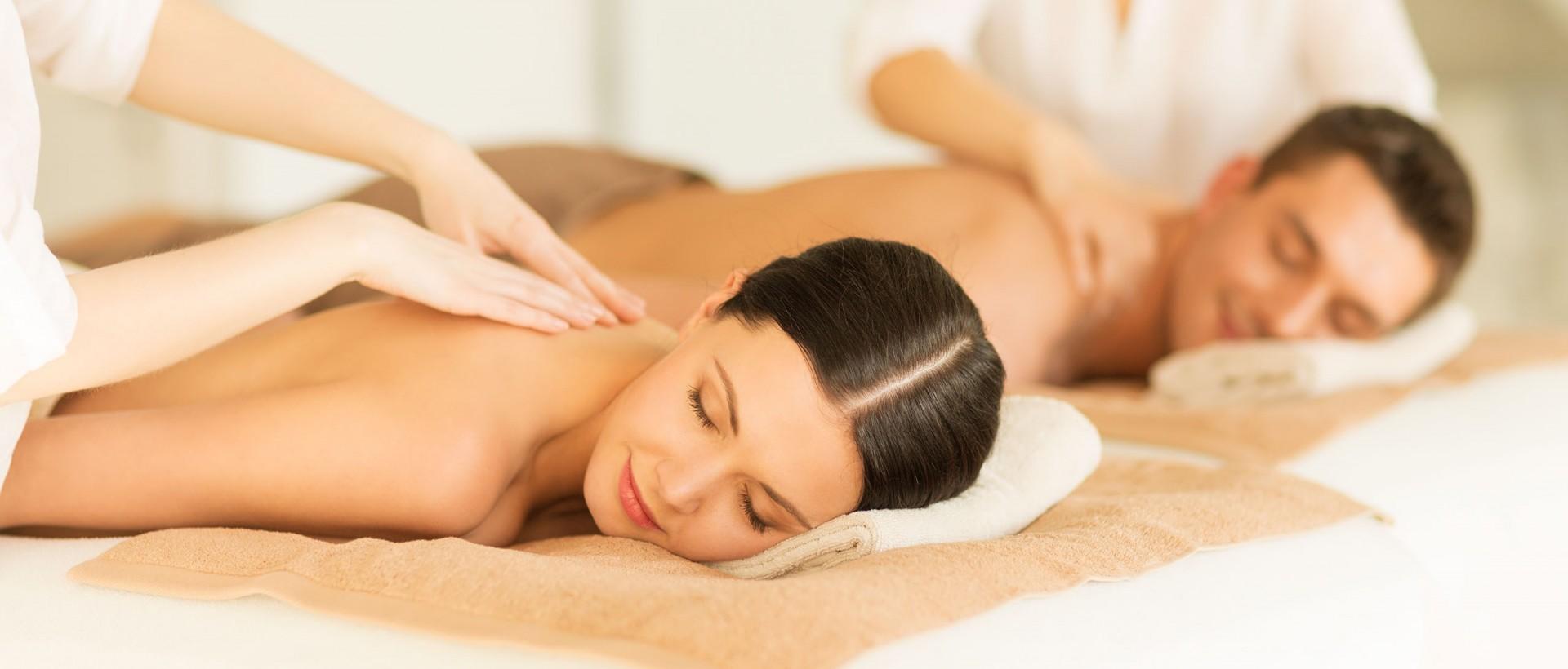 masaje pareja Spa Condesa
