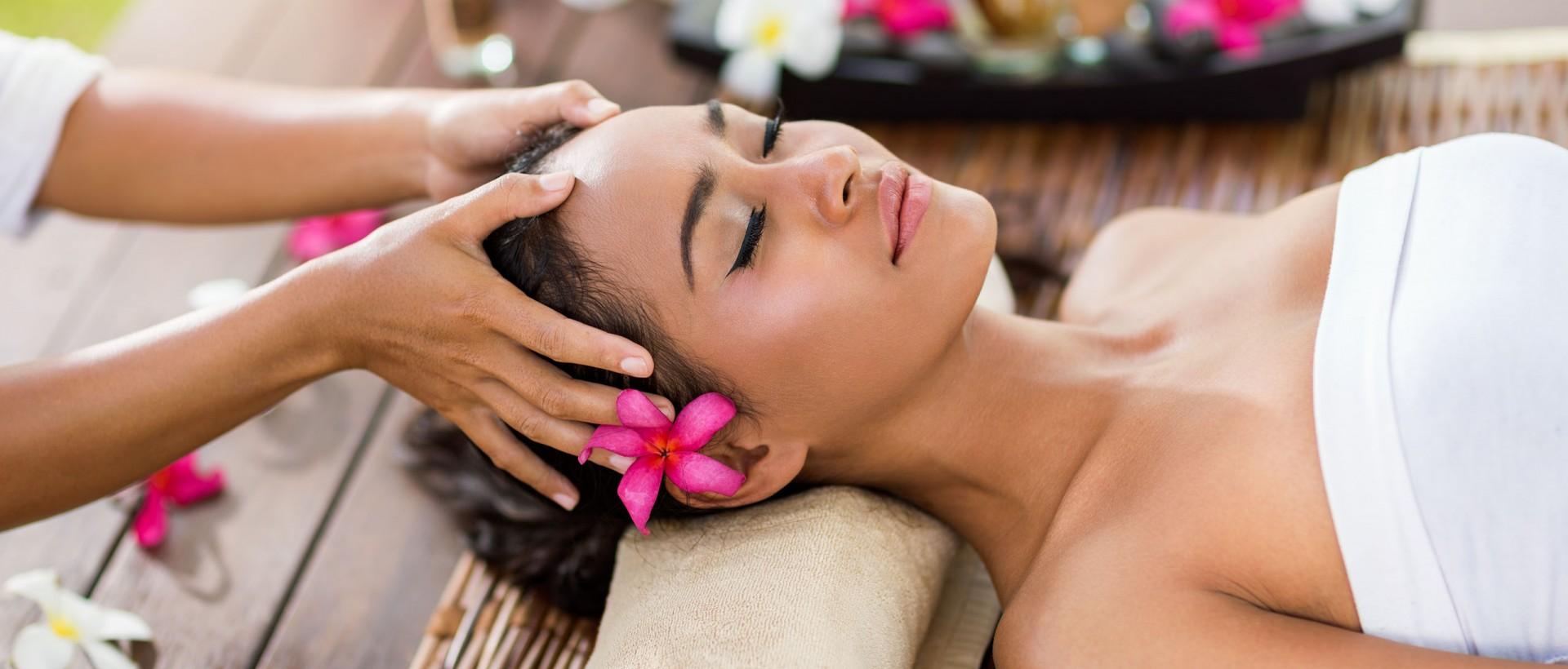masaje craneal Spa Condesa
